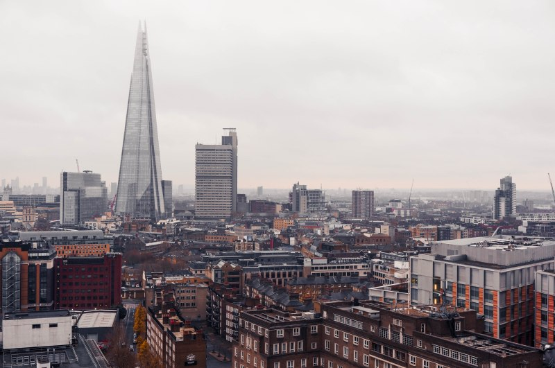 The Shard, London by Belinda Jiao Photography